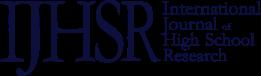 IJHSR Logo